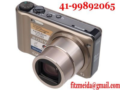 SONY DSC - HX5v CAMERA E FILMADORA FULL HD -1920x1080i