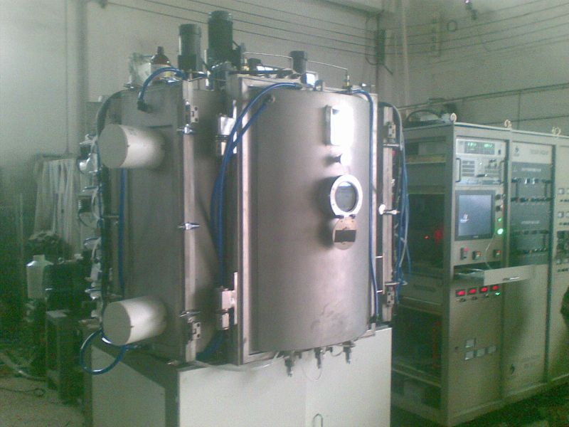 Cathodic Arc PVD Coater