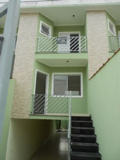lindo sobrado , 3 dorms. 1 suite , 4 vagas , financiado