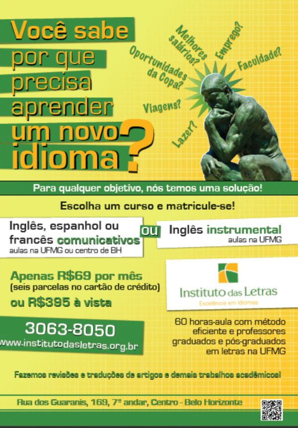 Instituto das Letras