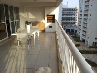 Vendo Apto no LIV BARRA FUNDA / 162m²