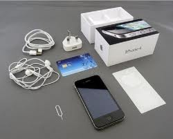 Para Apple Iphone 4 Sale 4G HD 32GB Brand New na Caixa