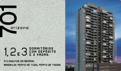 Apartamento 701 Arizona 92 m² 3 dorms 2 vaga R$759.000,00