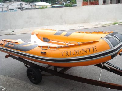 Bote Inflável Arboat 4.2