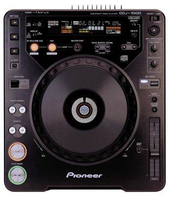 Pioneer DJ BOX 1 PRO CD PLAYER PACKAGE $ 500