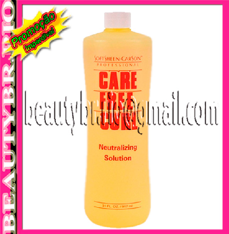 Kit Permanente Afro Soft Sheen-Carson Care Free Curl