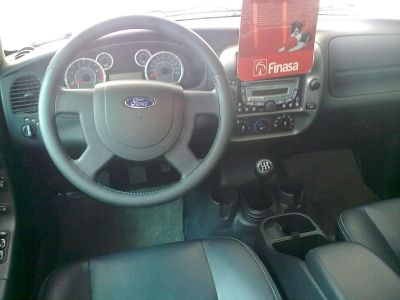 VENDO FORD RANGER LIMITED 2011 CABINE DUPLA A DIESEL