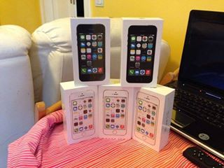 Vende-novo, 5s iphone Apple, Samsung Galaxy 5s, Blackberry porsche ouro